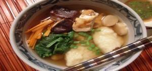 Alimentação e Hipertensão comida japonesa