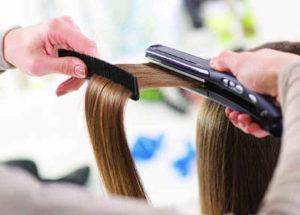 chapinha de cabelo