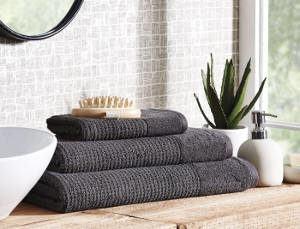 banheiro toalhas