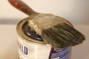 Como preparar o ambiente para pintar