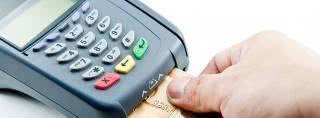 maquina de debito e credito