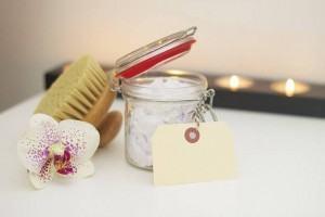 Sais de Banho: Faça os Seus