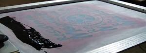 Tinta vinílica para Serigrafia (Silkscreen)