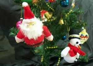 Papai Noel – Enfeites para sua Árvore de Natal