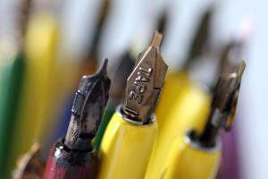 canetas tinteiro