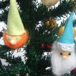 Enfeite de Natal em Forma de Duende