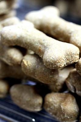 Biscoitos para cachorros
