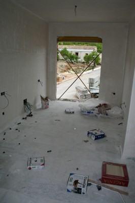Revestimento do piso. Quais são as ferramentas necessárias?