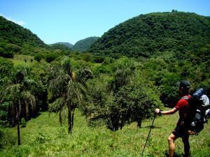 47ª Trilha: Travessia de 2 dias e 45 Km, Arroio Lobato - Quinta do Dom Inácio - Silveira Martins RS - 13 e 14/12/2008
