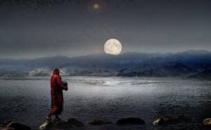Previsões e Lua do mês