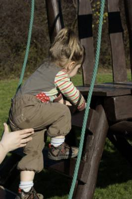 segurança no playground