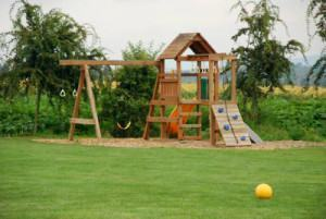 Procure adquirir brinquedos do play feitas com madeira de reflorestamento.