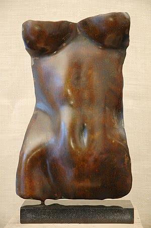 escultura bronze