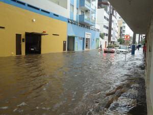 Enchente ou Inundação- Cuide logo da parte elétrica