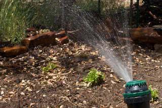 sistemas de irrigação por aspersão