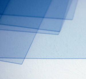 acetato transparente