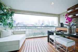Dicas para decoração de varandas de apartamento