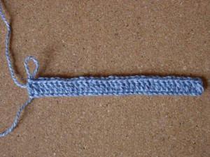 como fazer luvas em crochê sem os dedos