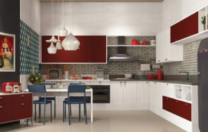 Planejamento do Espaço da Cozinha