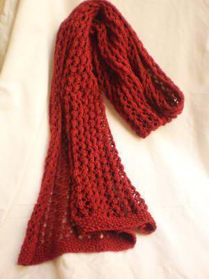 passo a passo para tricotar xale rendado