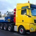 A correta manutenção dos pneus de caminhão!