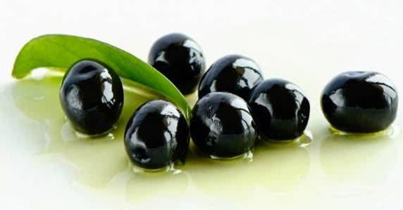 oliveiras  azeitonas-pretas
