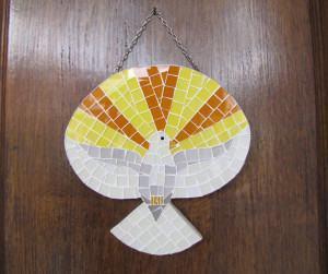 Mosaico – representação do Divino!