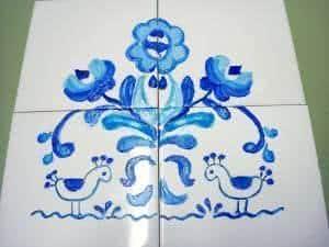 azulejo final
