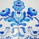 Como Pintar à Óleo sobre Azulejo