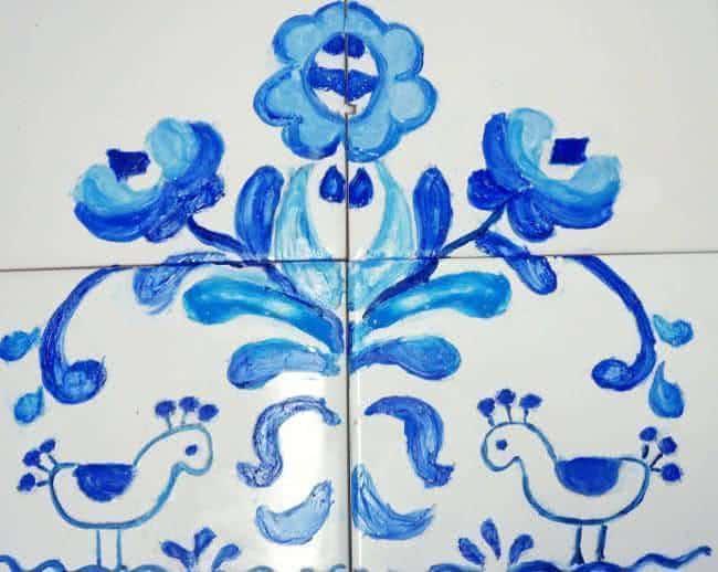 Como pintar leo sobre azulejo fazf cil - Como pintar sobre azulejos ...
