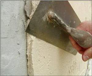 stucco aplicaçao