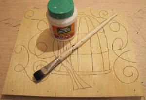 desenho mosaico
