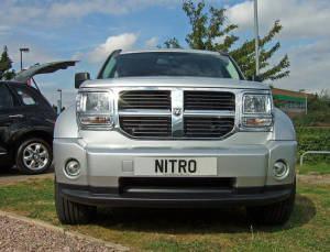 Use Nitro para Tunar seu Carro