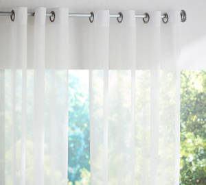 cortina de voil