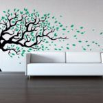 Adesivos de Parede na Decoração de Interiores: Mudança Super Rápida