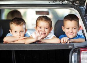 Como Distrair as Crianças em Viagens de Carro