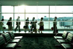 passageiros aeroporto