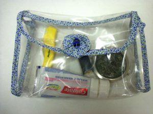 Como Costurar uma Nécessaire em Plástico