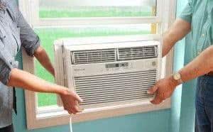 ar condicionado de janela instalação