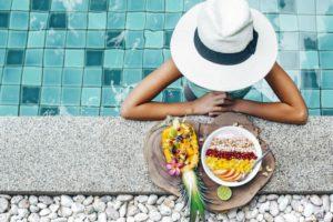 Mantenha a Forma com uma Dieta de Férias