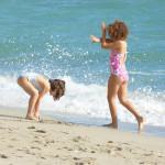 Segurança das Crianças em Praias e Piscinas