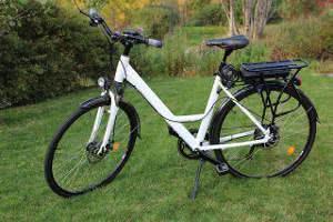 e-bike jardim