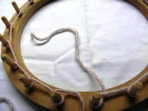 malha tear circular