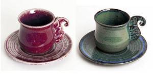 xicaras ceramica