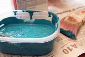 Faça Moldes de Gesso Colorido