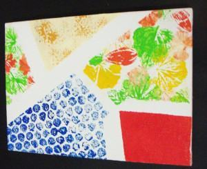 Arte para Crianças: Quadro Abstrato