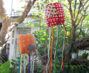 Enfeites de Garrafa Pet para Festa Junina