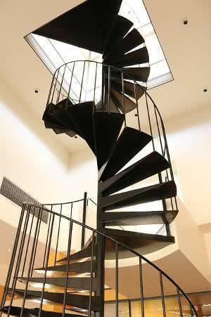 Escadas Caracol Elas Combinam Com Seu Projeto Fazfácil
