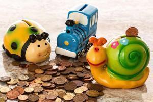 Dinheiro É, Sim, Assunto de Criança