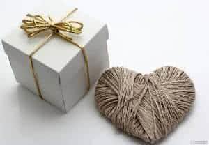 presente coração